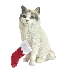 Ragdoll Cat Ornament