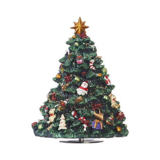 Animated Musical Tree 6""