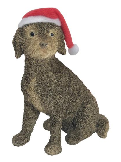 Labradoodle Dog  Ornament