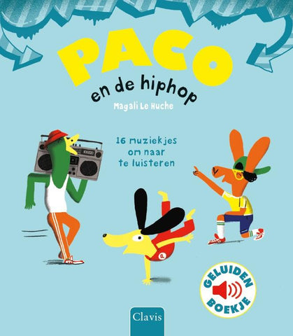 Paco en de hiphop