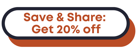 save and share get 20% off