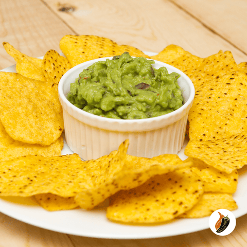 Guacamole Recipe that You'll love with tortilla chips