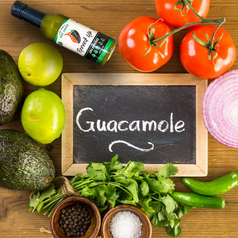 Guacamole Recipe ingredients that you'll love image