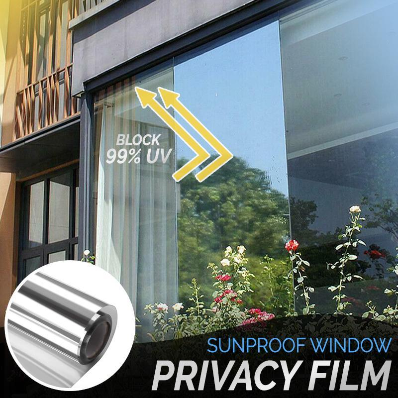Privacy Sunproof Window Film