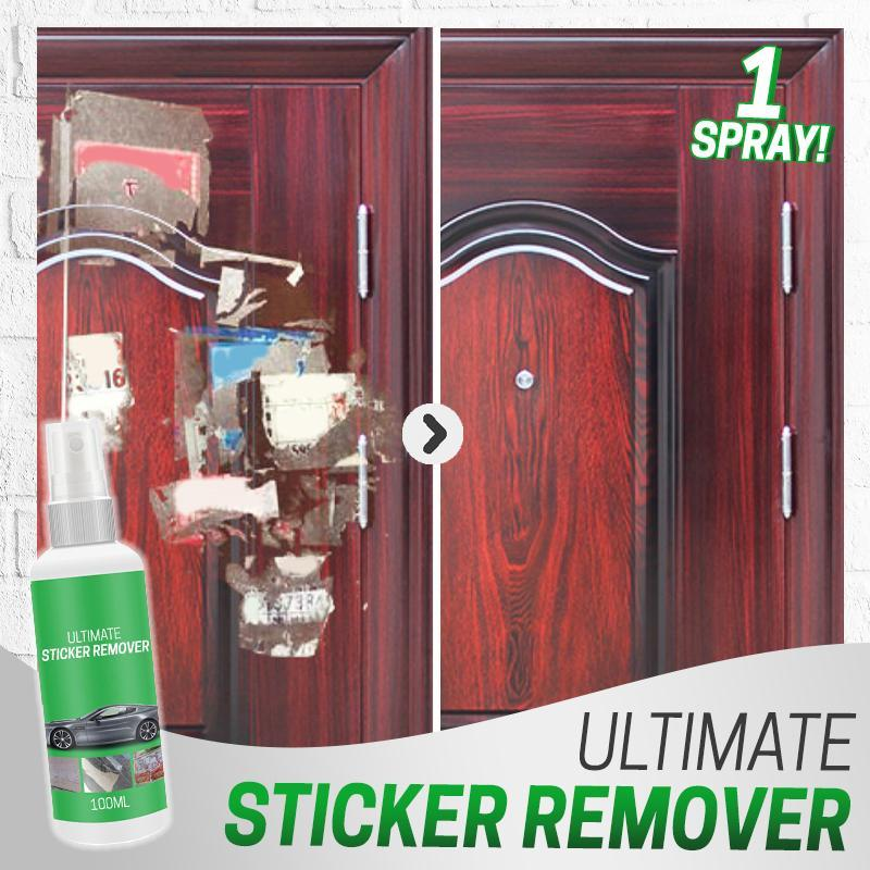 Ultimate Label Sticker Remover