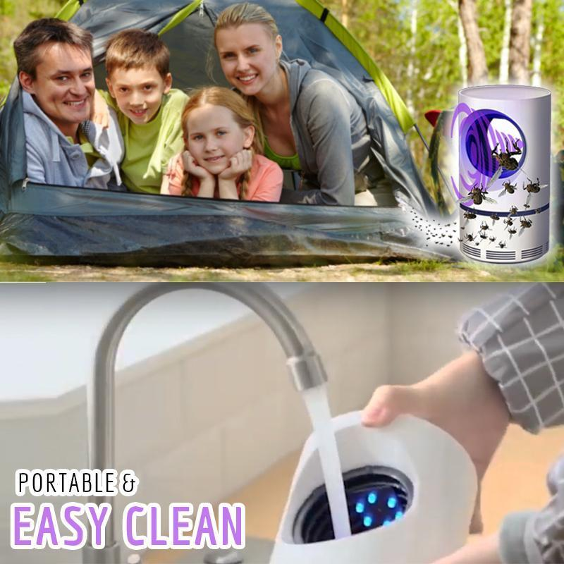 Electric Mosquito Fly Killer Trap