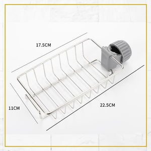 TwistOn™ Sink Organizer Rack