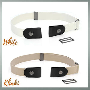 BuckleFree™ Invisible Waist Belt