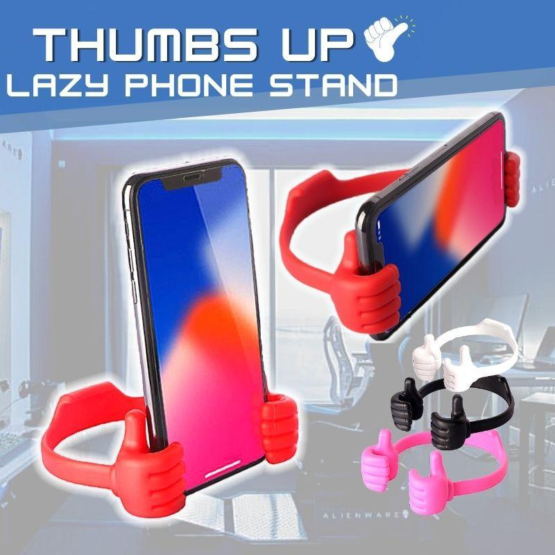 Thumbs Up Lazy Phone Stand
