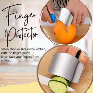 Stainless Steel Finger Protector (BUY 1 GET 1)