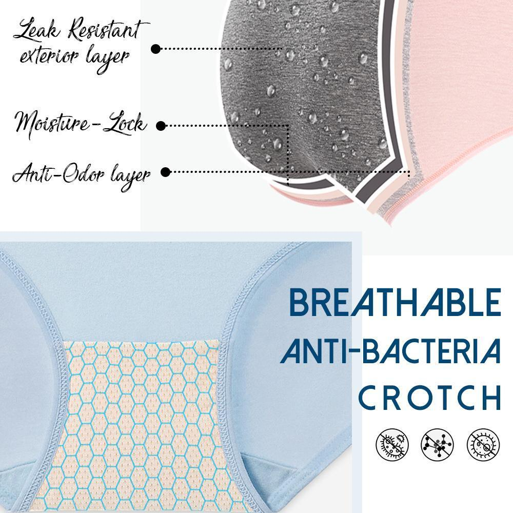 Breathable Leak-Proof Panties