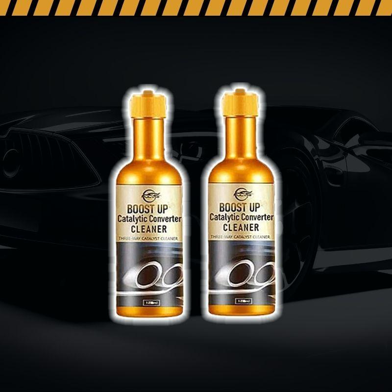 Boost Up Car Exhaust Handy Cleaner