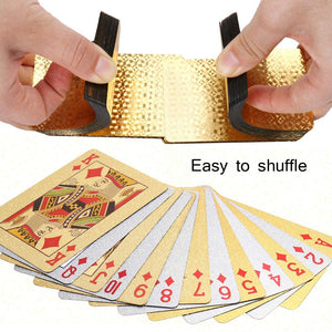 Luxury Diamond Playing Cards LuckCharmer