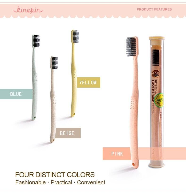 KINEPIN Adult Soft Toothbrush
