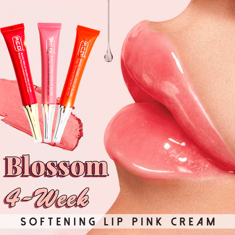 Blossom 4-Week Softening Lip Pink Cream