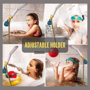 Universal Adjustable Shower Holder