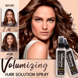 Volumizing Hair Solution Spray