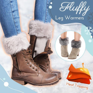 Fluffy Leg Warmers(1 Pair)
