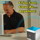 Arctic Air Ultra Portable Mini Air Cooler Humidifier