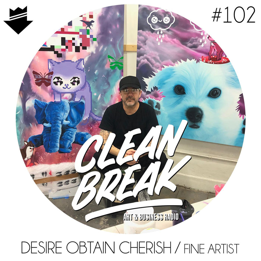 Clean Break Podcast f. DOC with Matt Gondek