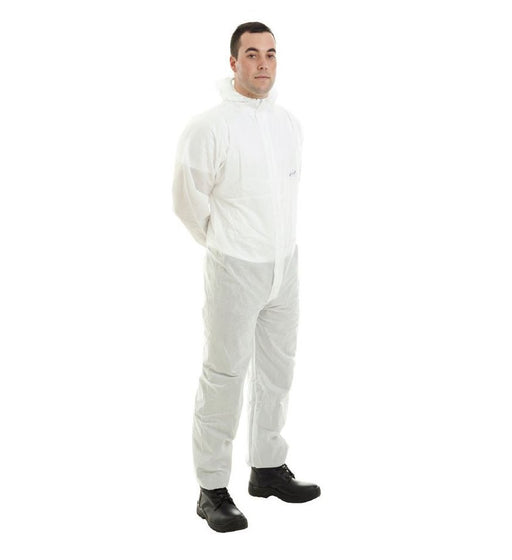 Supertex® SMS Coverall - Type 5/6 - SuperTouch Tyvex Suit PPE Personal Protection Equipment