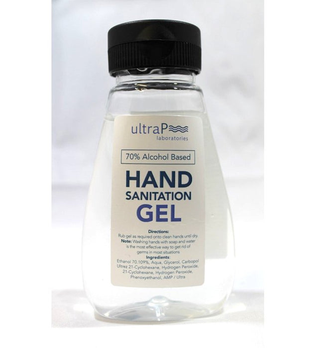 UltraPure Laboratories 70% Alcohol-Based Hand Sanitation Gel - 170ml