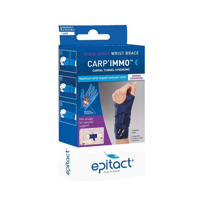 CARP IMMO Wrist Brace - Night (Left Hand)
