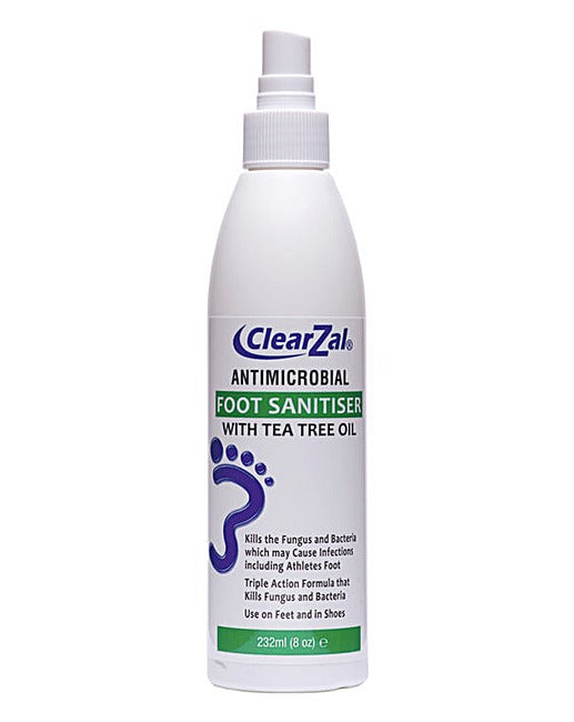 ClearZal Antifungal Footcare