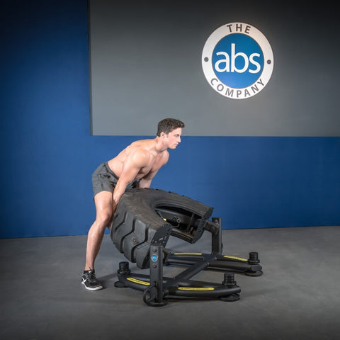 The Abs Company Cardio The Abs Company TireFlip 180® HIIT Equipment - ABS4001