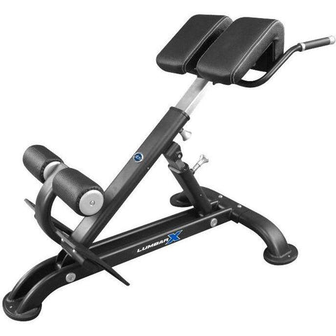 The Abs Company Free Weights Black The Abs Company LumbarX™ Ab Boards, Hyperextensions, & Roman Chairs - ABS7008