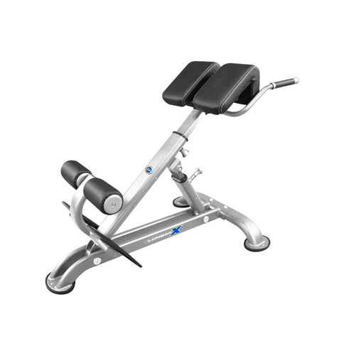 The Abs Company Free Weights Silver The Abs Company LumbarX™ Ab Boards, Hyperextensions, & Roman Chairs - ABS7008
