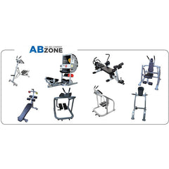 The Abs Company Ab Zone Package 1 Home Gym Bundles - ABS110021