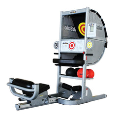 The Abs Company Machines Silver The Abs Company AbSolo® Ab & Core Machines - ABS1008