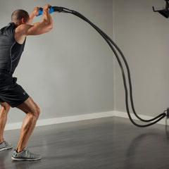 The Abs Company Battle Rope ST® System HIIT Equipment - ABS3005