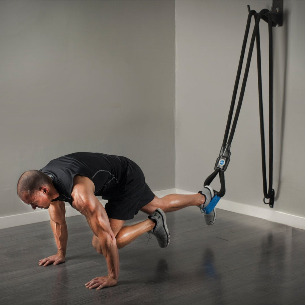 The Abs Company Machines The Abs Company Battle Rope ST® System HIIT Equipment - ABS3005