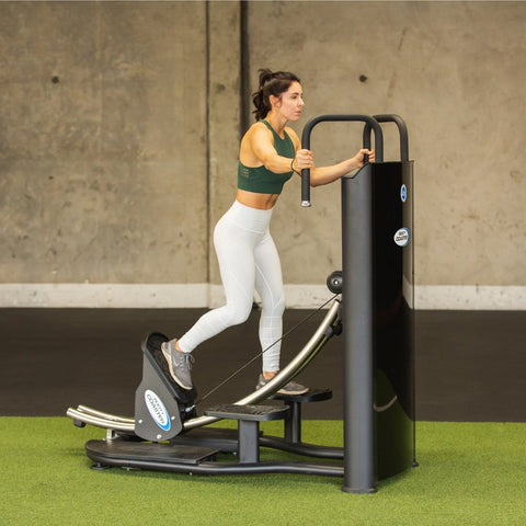 The Abs Company Machines The Abs Company Glute Coaster™ Glute, Hamstring, & Quad Machines - ABS1011