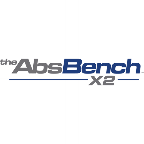 The Abs Company Machines The Abs Company  The AbsBench™ X2 Ab & Core Machines - ABS1005