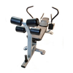 The Abs Company Machines Silver The Abs Company  The AbsBench™ X2 Ab & Core Machines - ABS1005