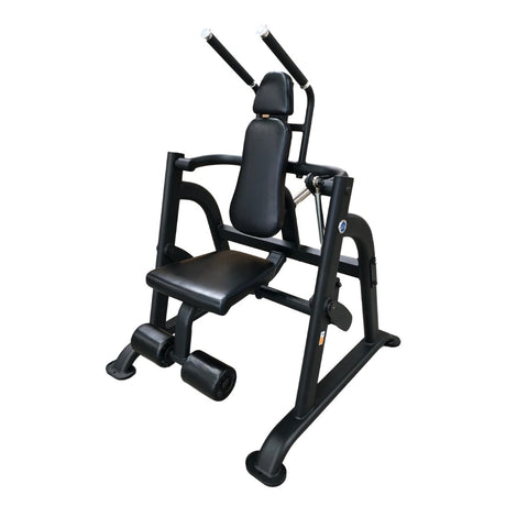 The Abs Company Machines Black The Abs Company Vertical Crunch™ Ab & Core Machines - ABS1004