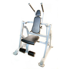 The Abs Company Machines Silver The Abs Company Vertical Crunch™ Ab & Core Machines - ABS1004