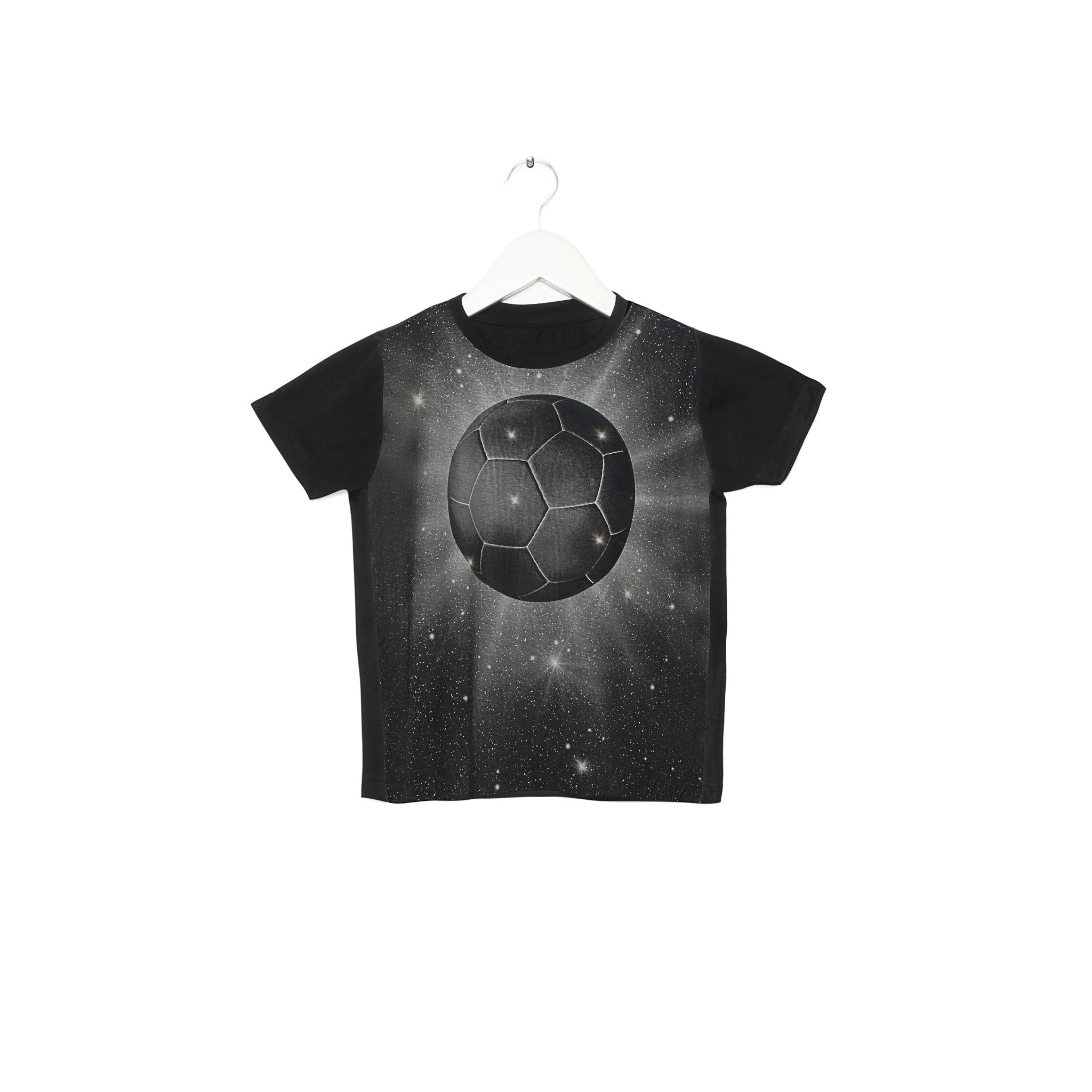 BLACK GALAXY KIDS TEE