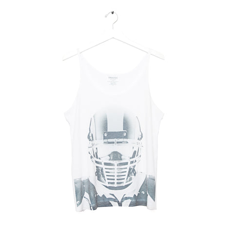 FACE OFF VINTAGE THIN STRAP TANK
