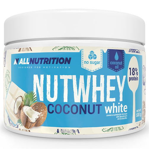 Nutwhey Coconut White - sweetfit.co.uk