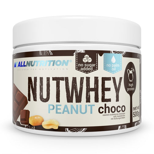 Nutwhey Peanut Choco - sweetfit.co.uk