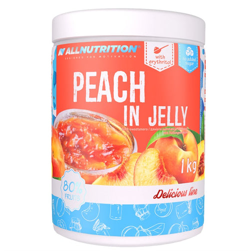 Peach in Jelly - sweetfit.co.uk
