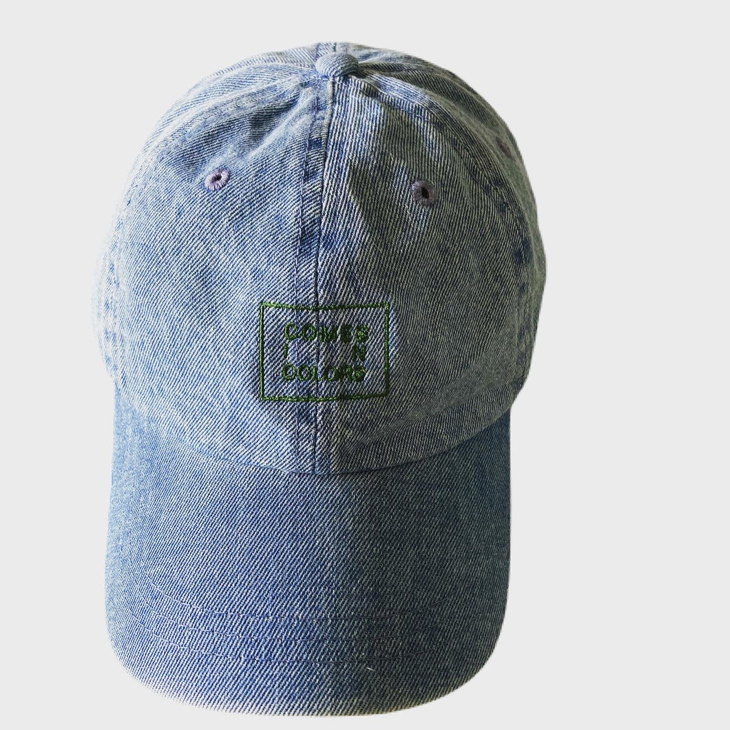 Light Denim Dad Hat