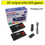 818 Games! USB Wireless Console Retro Game Stick Video Game Console  8 Bit Mini Retro Controller HDMI Output Dual Player!