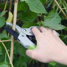 Load image into Gallery viewer, Ratchet Anvil Pruning Shears, home gardening, gardening tool