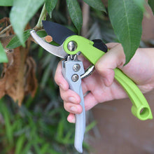 Load image into Gallery viewer, Garden BYPASS Pruning Shears, home gardening, gardening tool