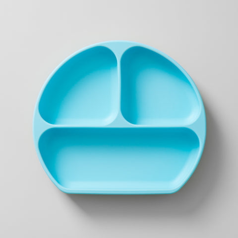 Nibble Plate - BLUE